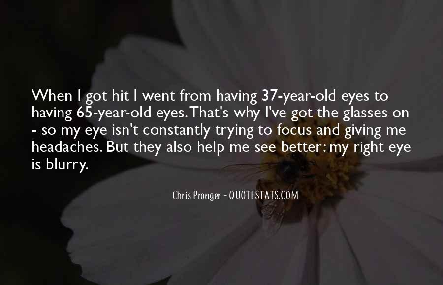 Best Chris Pronger Quotes #1495222