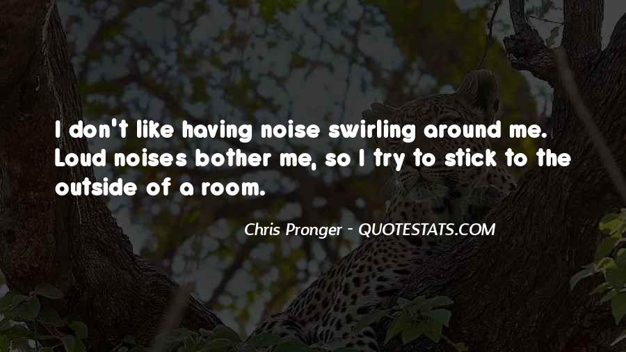 Best Chris Pronger Quotes #1523988