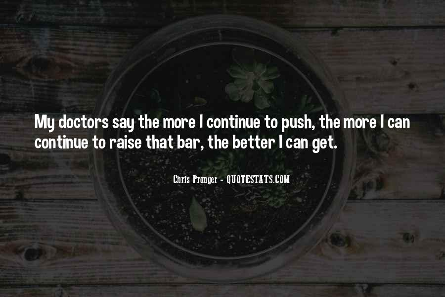 Best Chris Pronger Quotes #1648364