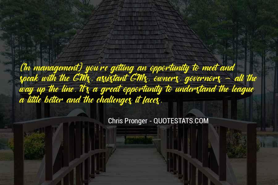 Best Chris Pronger Quotes #703707
