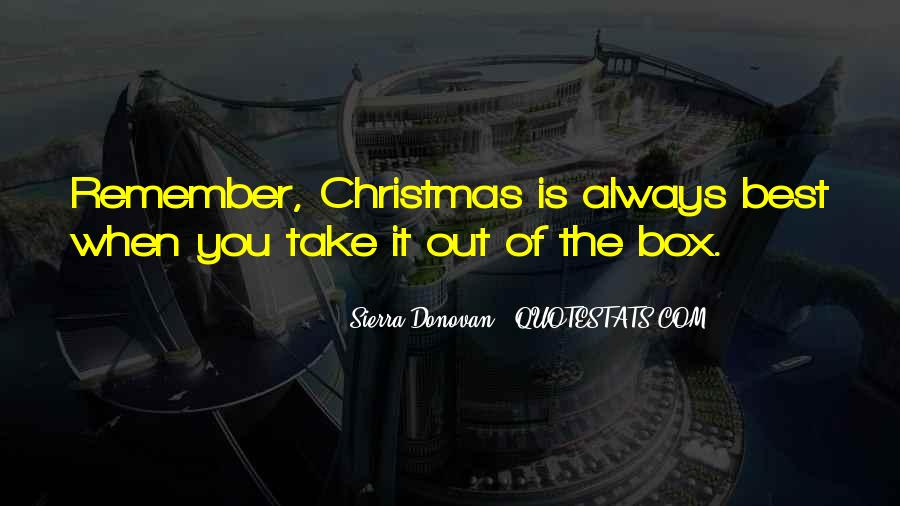 Best Christmas Present Quotes #1337710