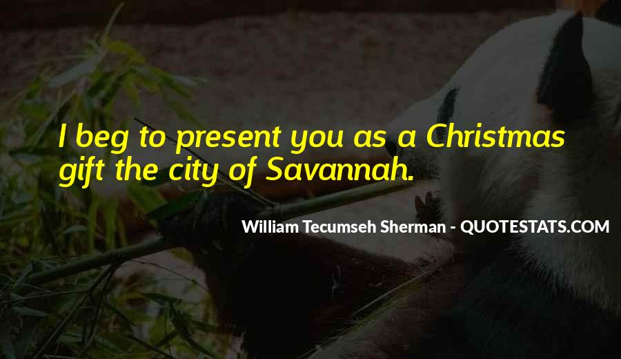 Best Christmas Present Quotes #203998