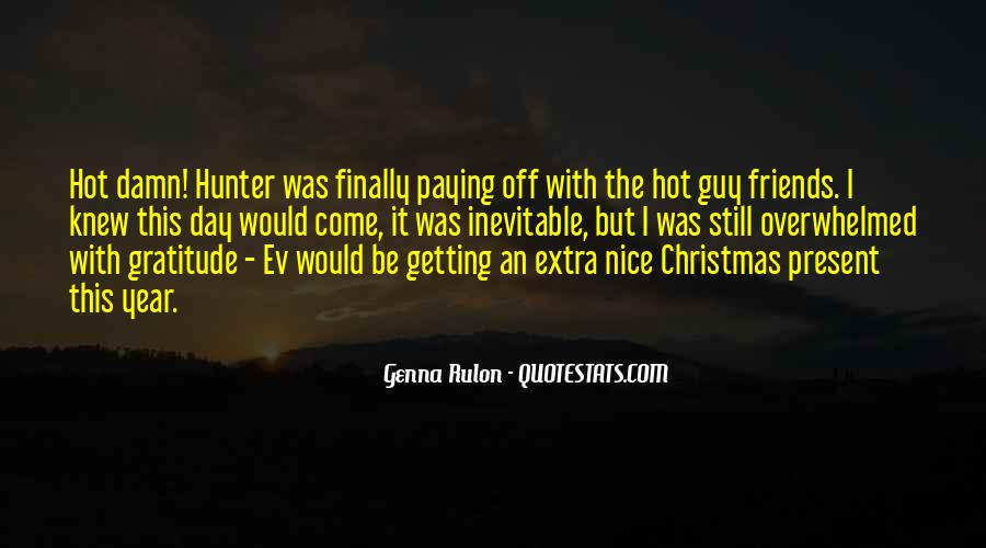Best Christmas Present Quotes #388432