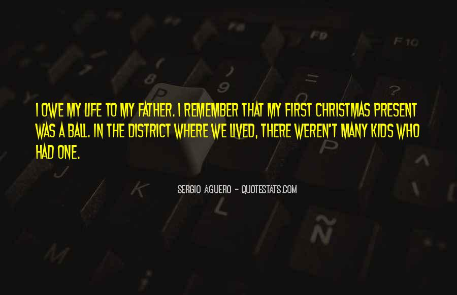 Best Christmas Present Quotes #452264