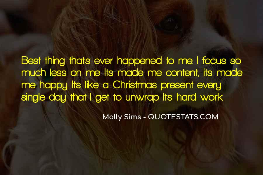 Best Christmas Present Quotes #483534