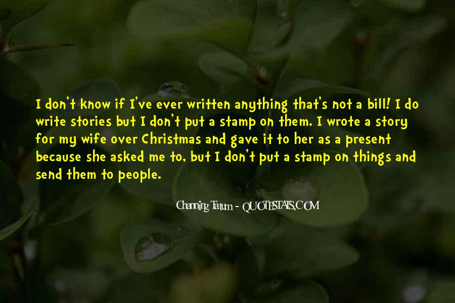 Best Christmas Present Quotes #639482