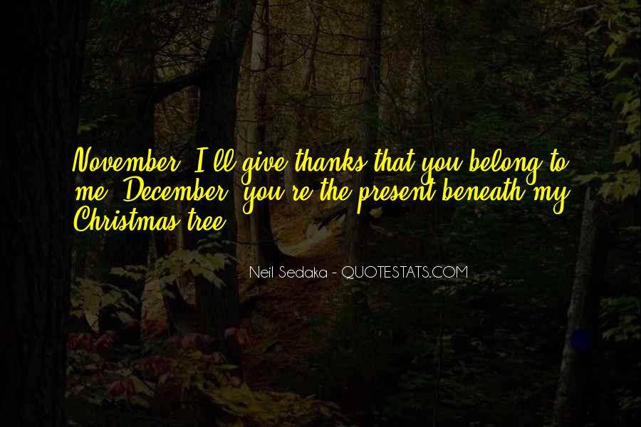 Best Christmas Present Quotes #843708