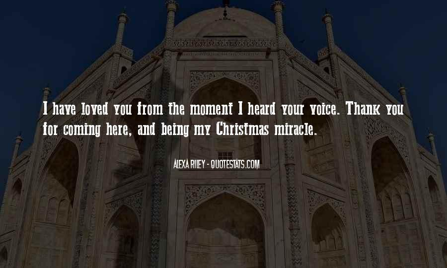 Best Christmas Thank You Quotes #337903