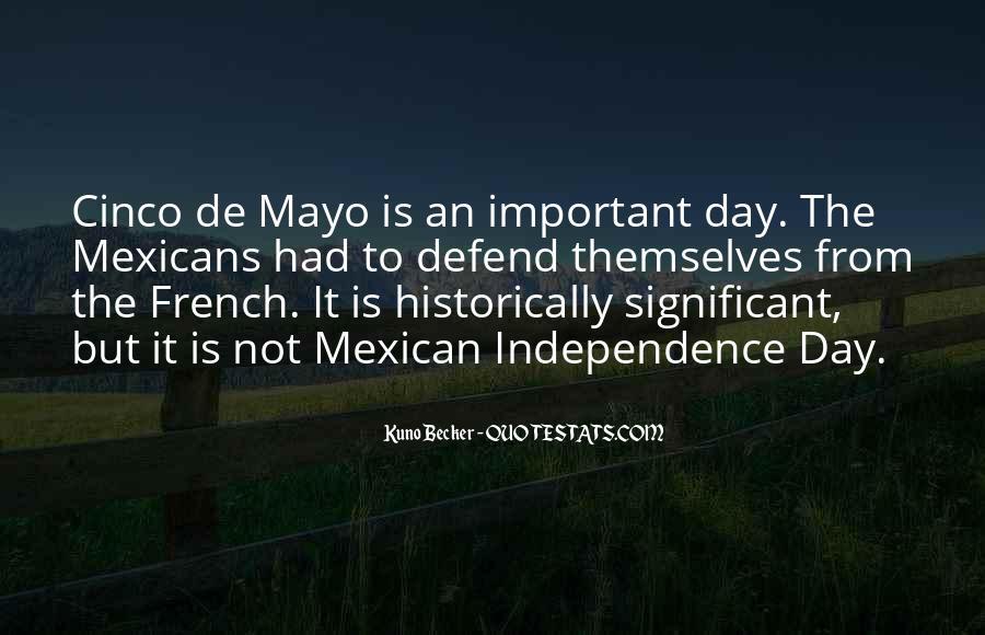 Best Cinco De Mayo Quotes #1380417