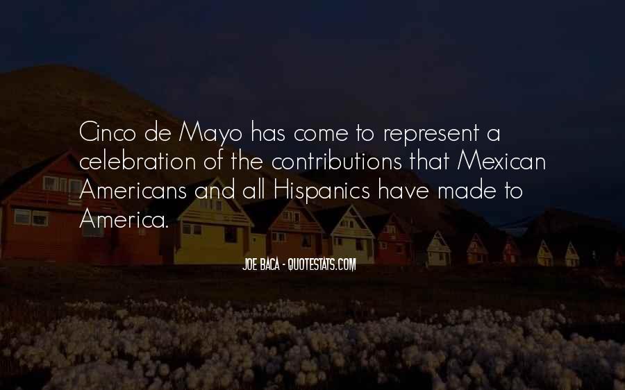 Best Cinco De Mayo Quotes #68571