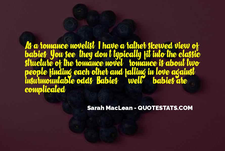Best Classic Novel Quotes #1442619