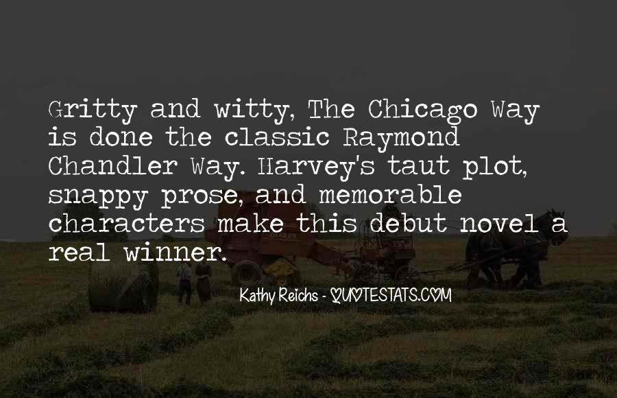 Best Classic Novel Quotes #1449164