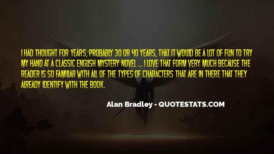 Best Classic Novel Quotes #339733