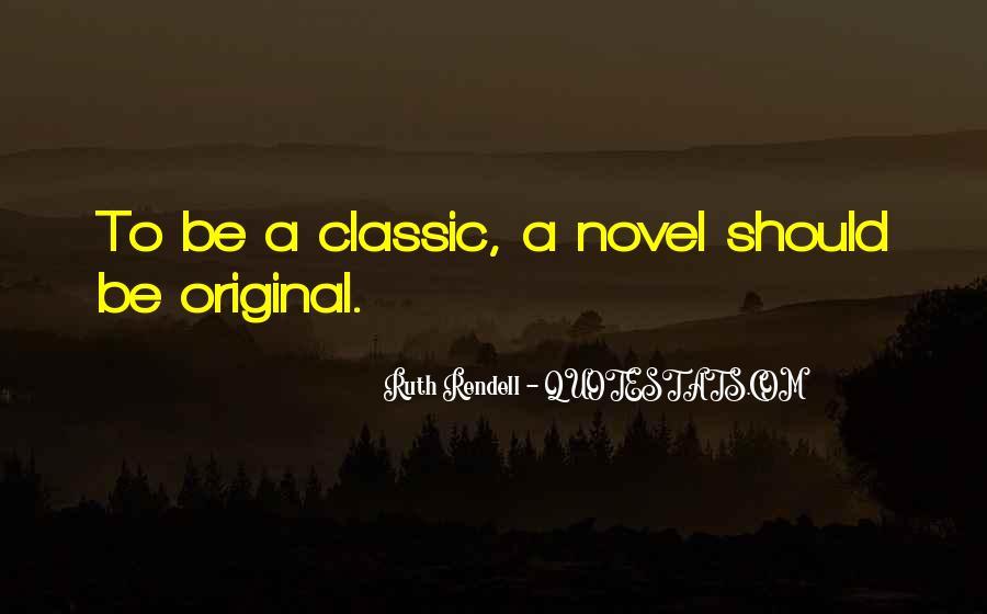 Best Classic Novel Quotes #41375