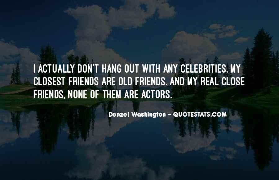 Best Close Friends Quotes #194091