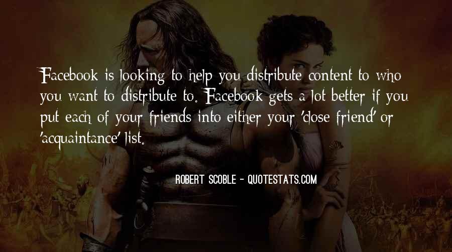 Best Close Friends Quotes #206545