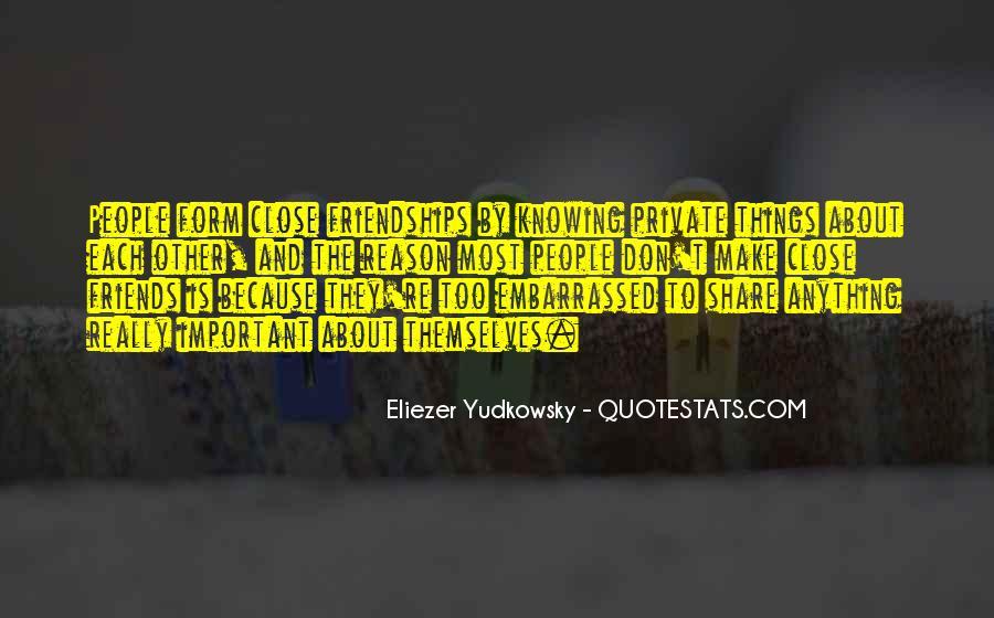 Best Close Friends Quotes #66260