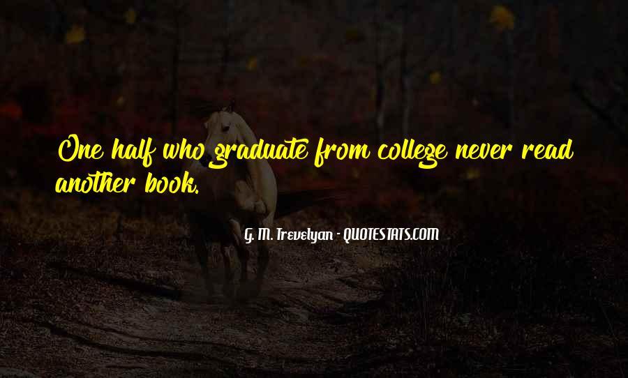 Best College Graduation Quotes #218038
