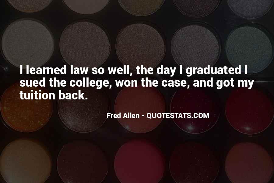 Best College Graduation Quotes #222935