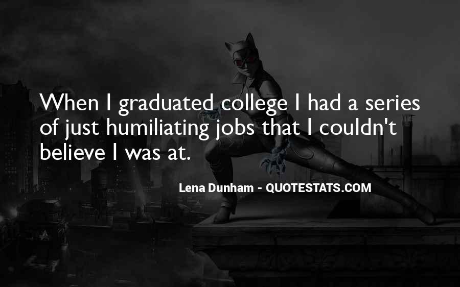 Best College Graduation Quotes #487973