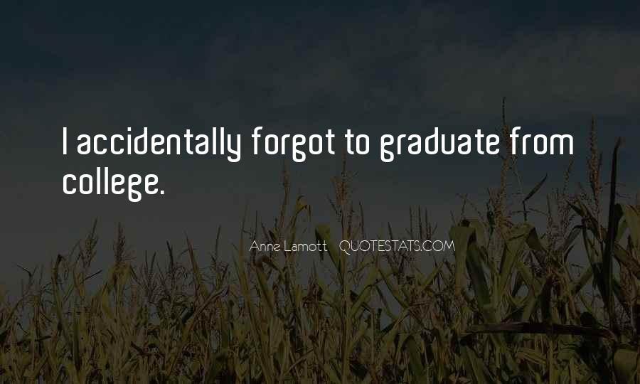Best College Graduation Quotes #564389