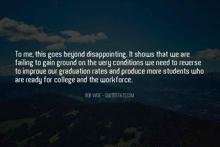Best College Graduation Quotes #734439
