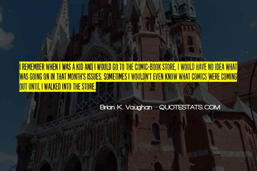 Best Comic Book Quotes #108083