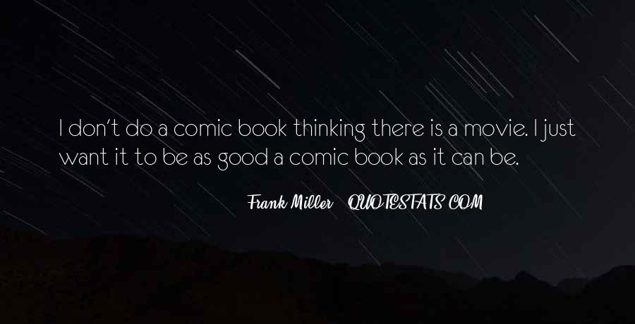 Best Comic Book Quotes #115290