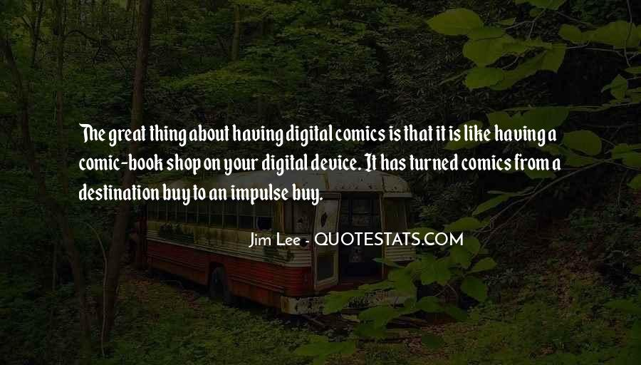 Best Comic Book Quotes #124244