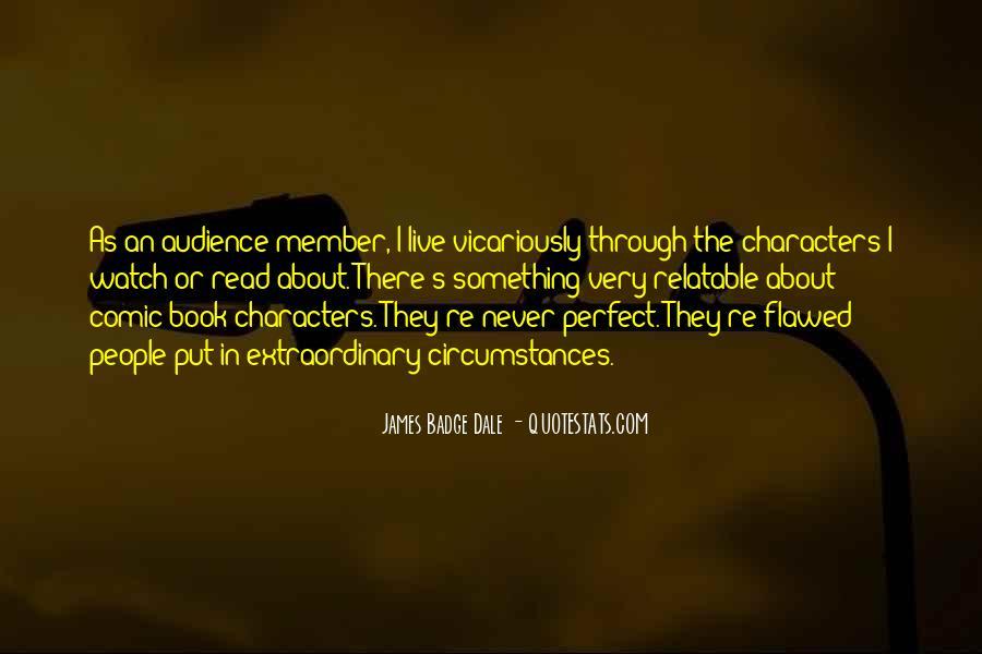 Best Comic Book Quotes #145131