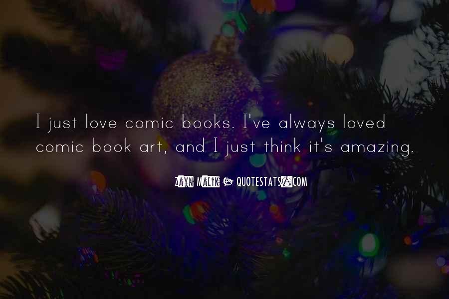 Best Comic Book Quotes #146590
