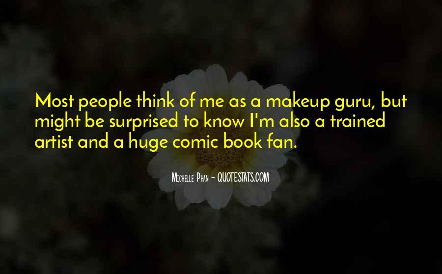 Best Comic Book Quotes #150523