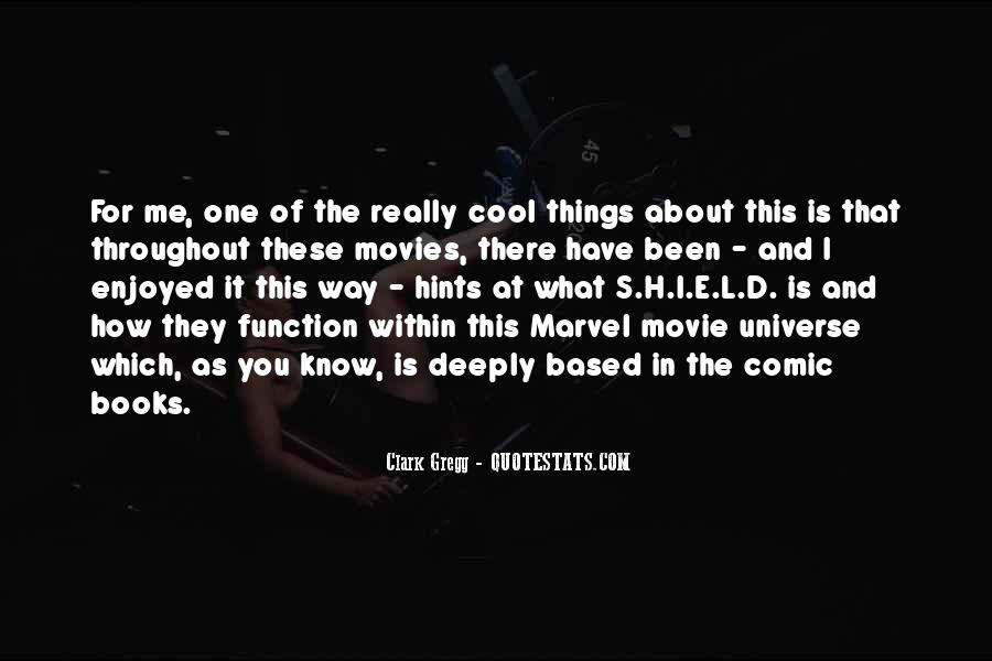 Best Comic Book Quotes #21742