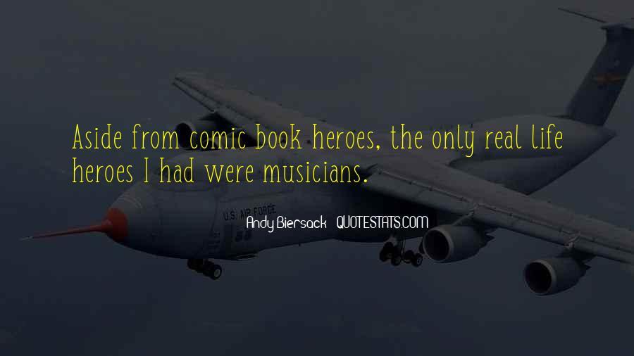 Best Comic Book Quotes #25857