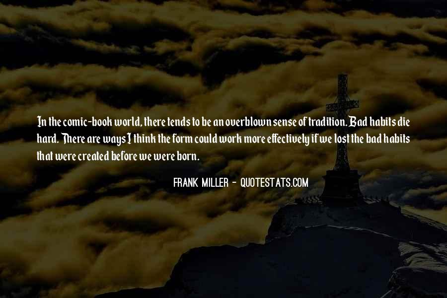 Best Comic Book Quotes #26680