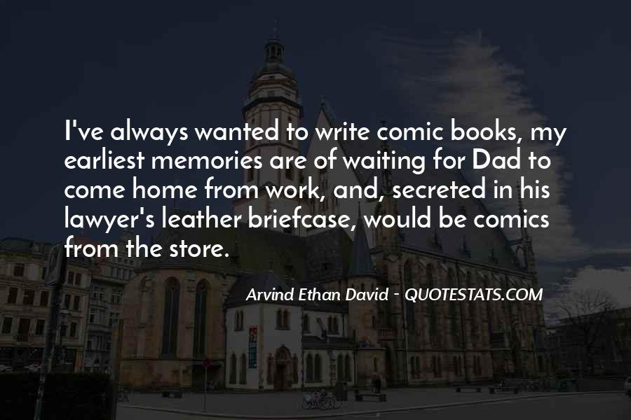 Best Comic Book Quotes #30538