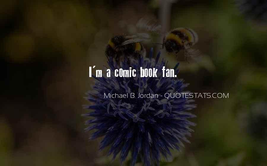 Best Comic Book Quotes #32786