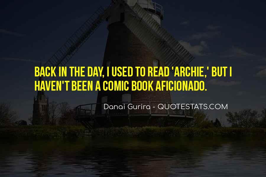 Best Comic Book Quotes #38743