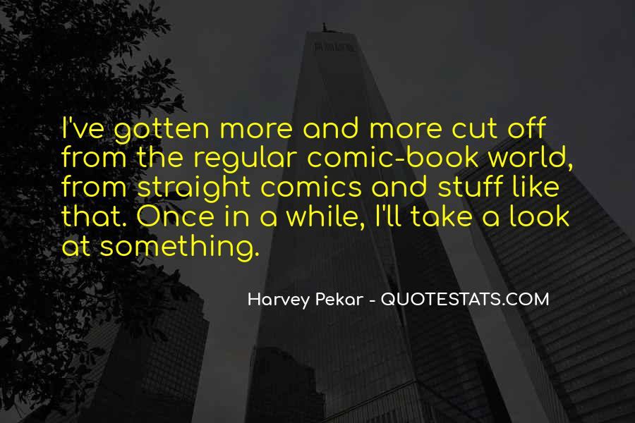 Best Comic Book Quotes #59783