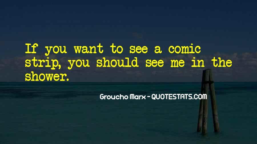 Best Comic Strip Quotes #100726