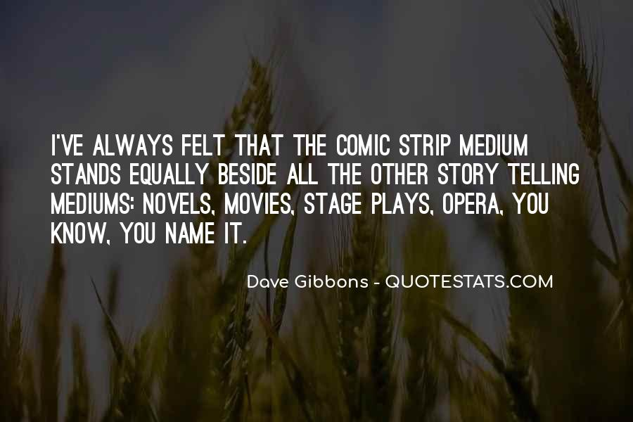 Best Comic Strip Quotes #299415