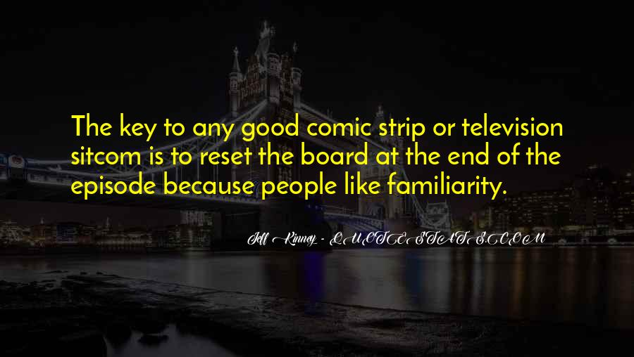Best Comic Strip Quotes #333592