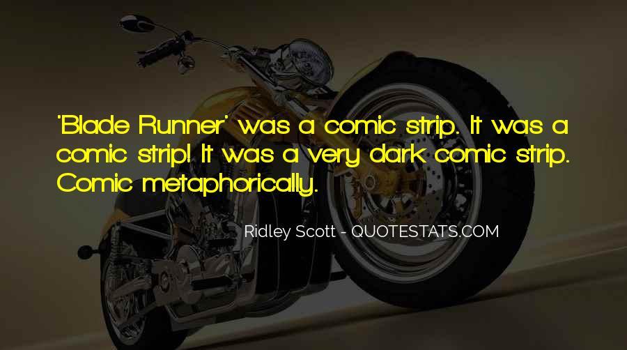 Best Comic Strip Quotes #424226