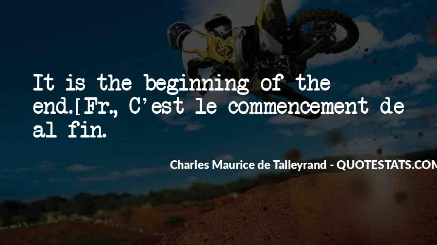 Best Commencement Quotes #205758