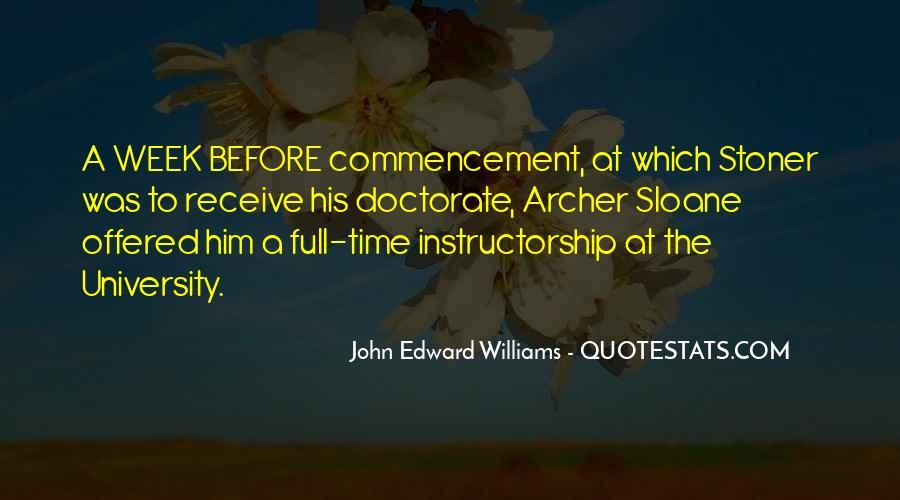Best Commencement Quotes #432087