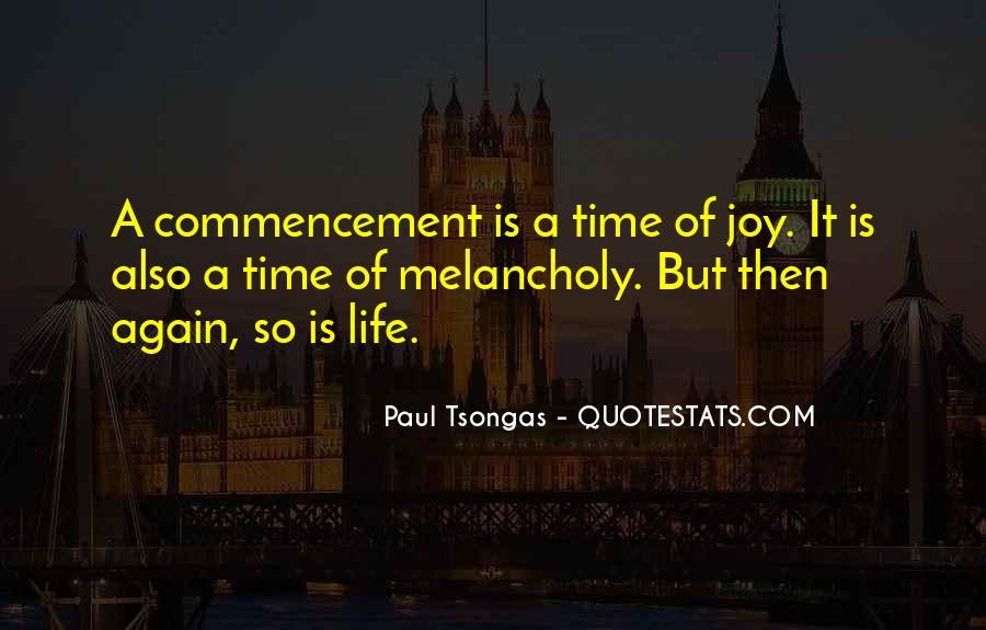Best Commencement Quotes #503931