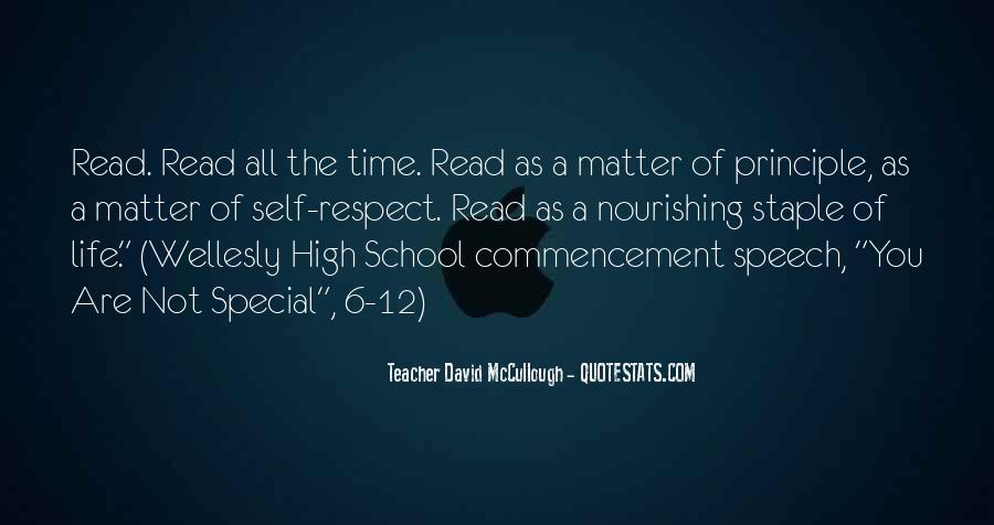 Best Commencement Quotes #598760