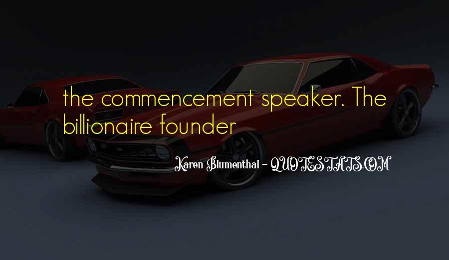 Best Commencement Quotes #642001