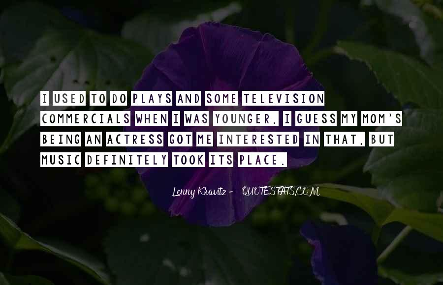 Best Commercials Quotes #100631