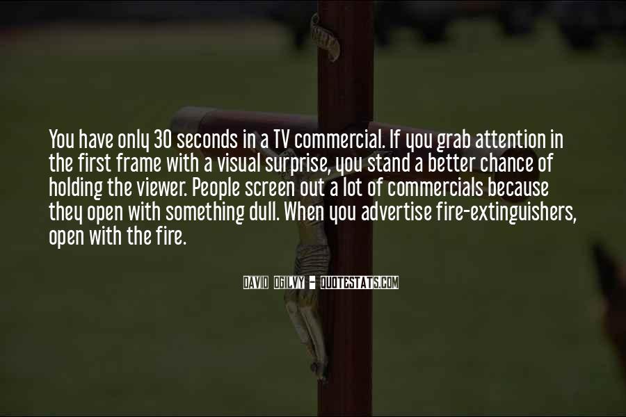 Best Commercials Quotes #110145